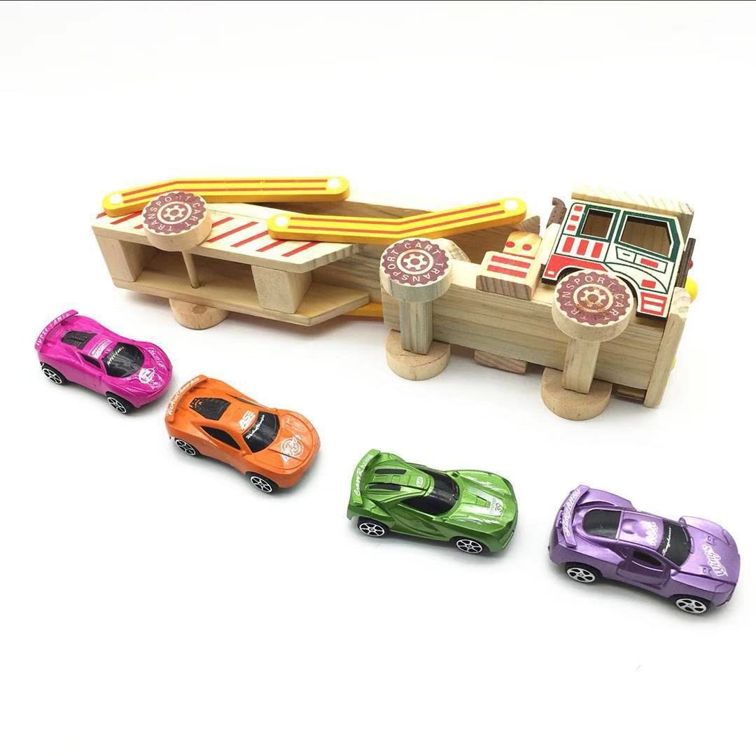 Midget Car Synthetic Resin for Children In Playgrounds