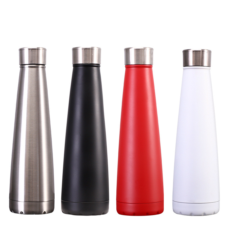 Pyramid Vacuum Insulated Water Bottle