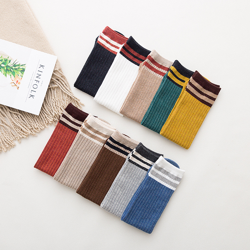Breathable Sweat-Absorbent Socks for Trendy Accessories