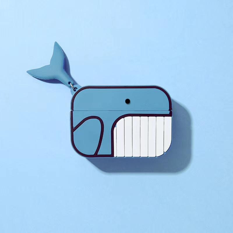 Under the Sea Fish AirPods Case