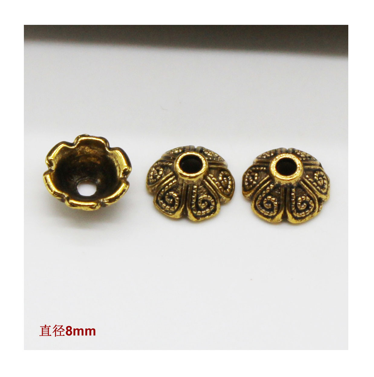 Antique Alloy Beads for DIY Accessories