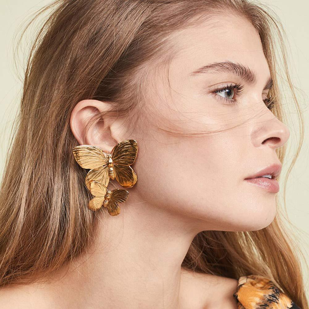 Butterfly on Rest Earrings