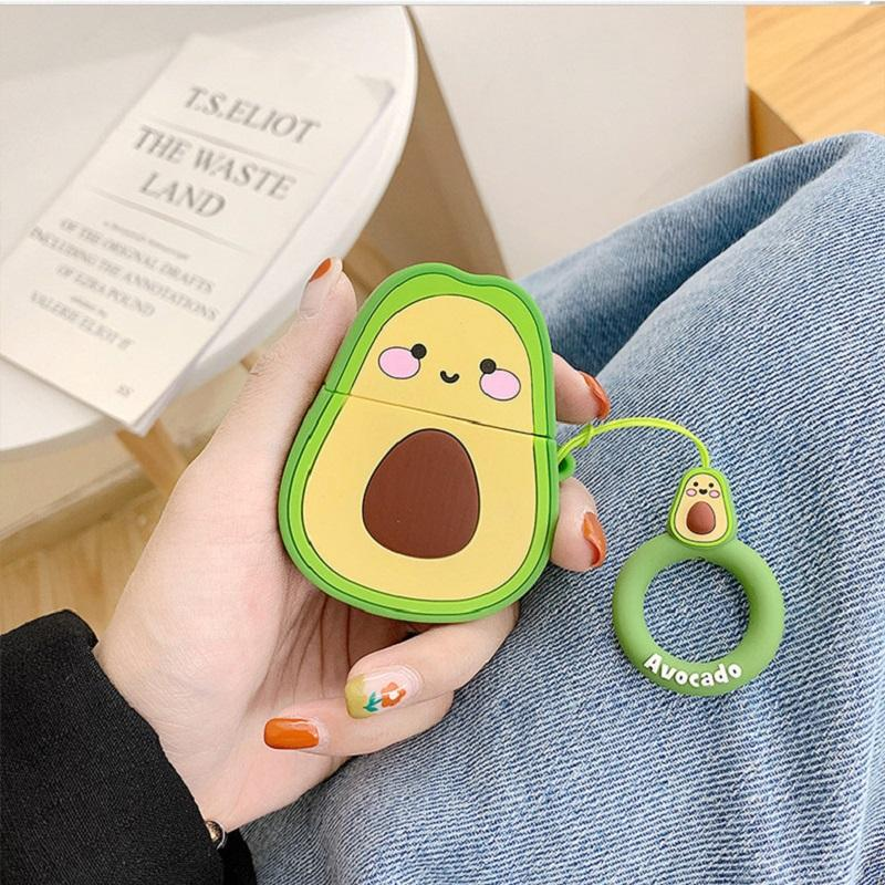 Adorable AirPods Case Keychain