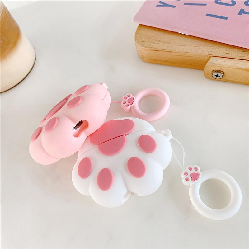 Paw Print AirPods Case