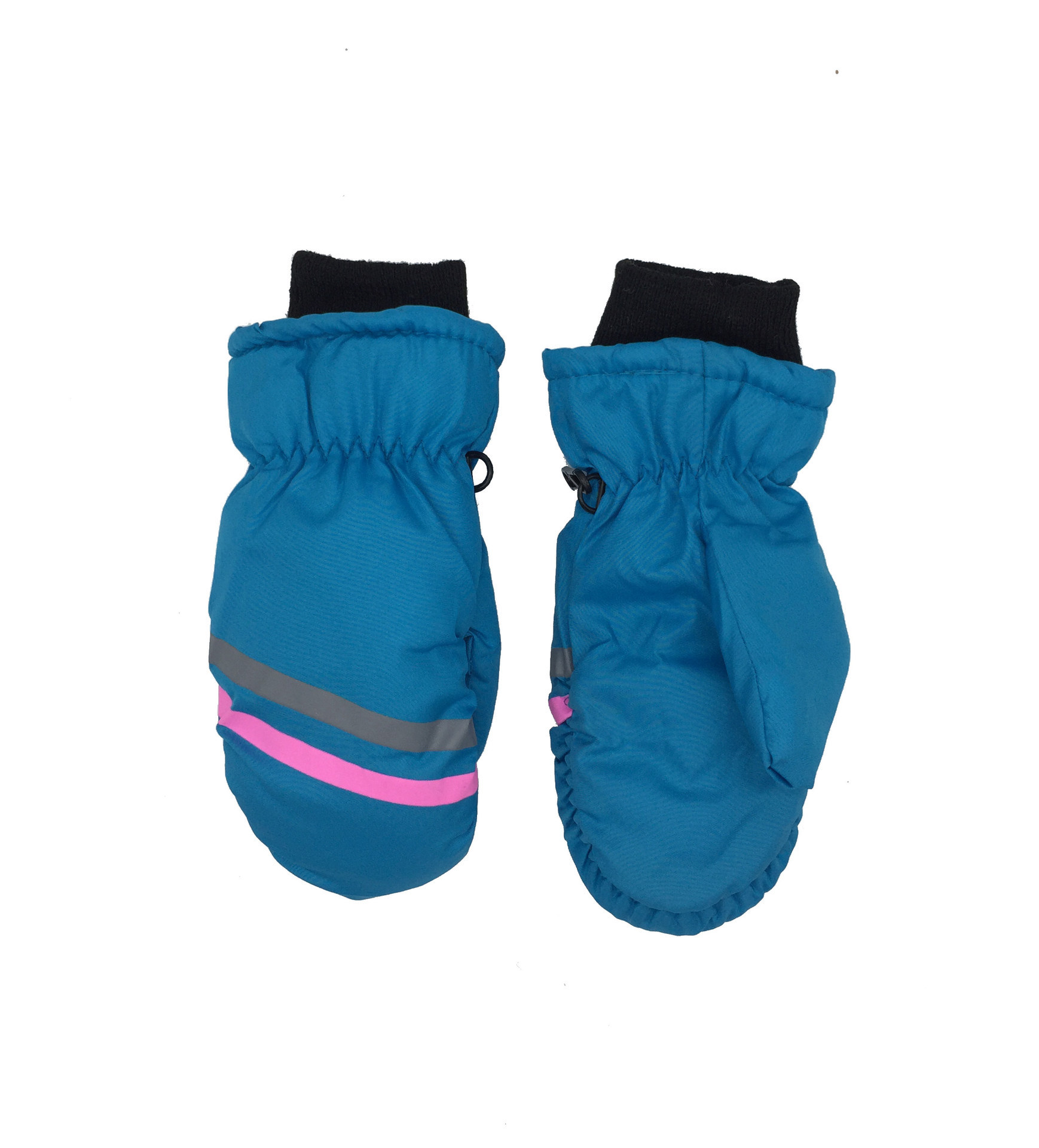 Pure Color Warm Gloves Perfect for Winter Activities like Ski