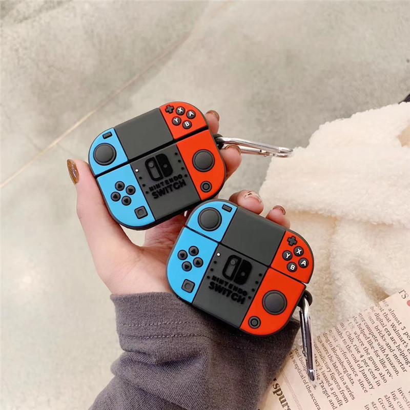 Classic Game Console AirPods Case