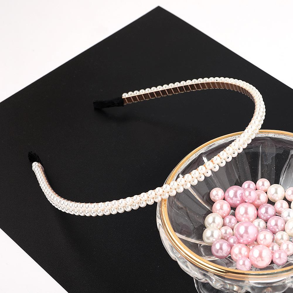 Pearls All Over Headband