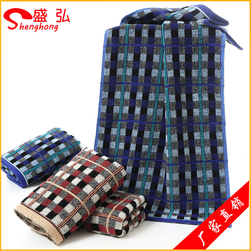Thick Absorbent Cotton Towel for Spa Dates