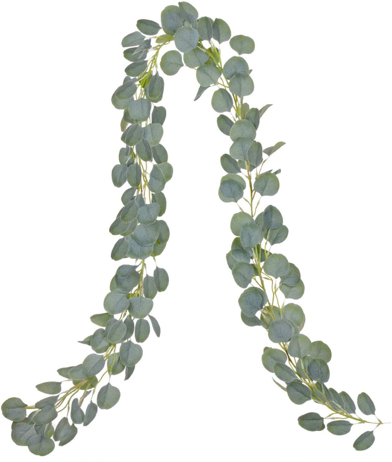 Beautiful Solid Color Faux Leaves for Wedding Receptions