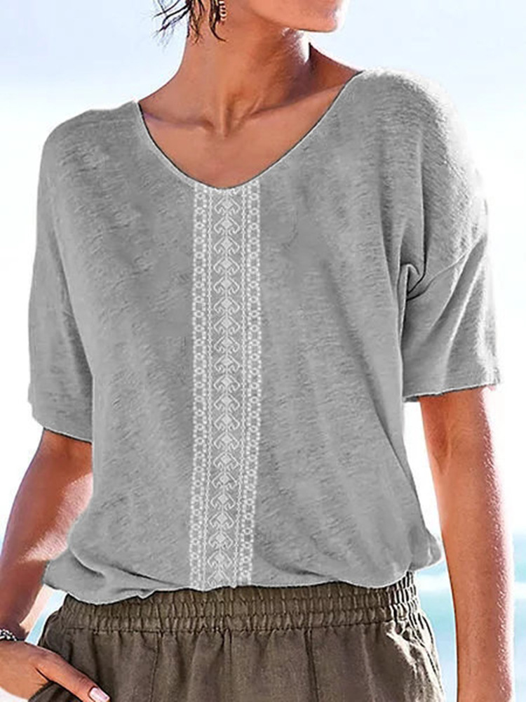 Ornate and Decorative Stripe Shirt for Classy Summer Outfits