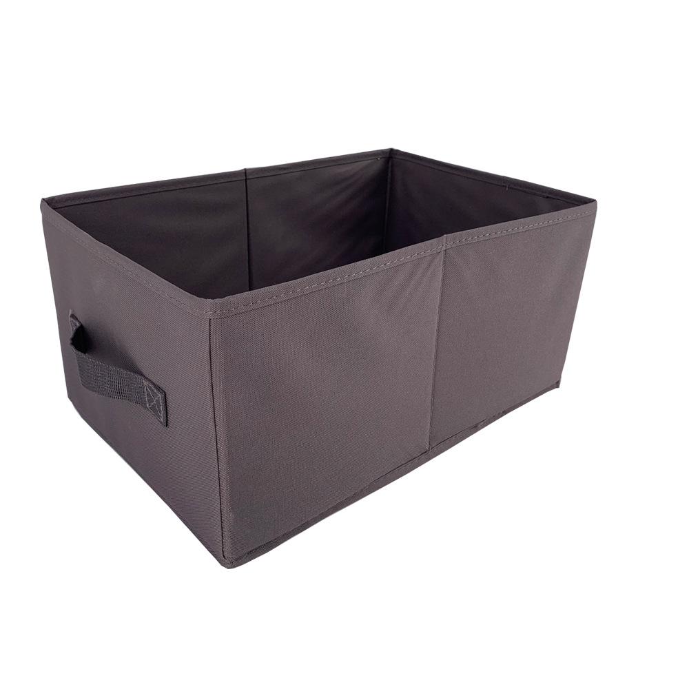 Classic Style Cotton Fabric Storage Box for Clothes