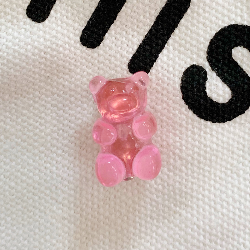 Adorable Gummy Bear Pins for Shoes and Bags