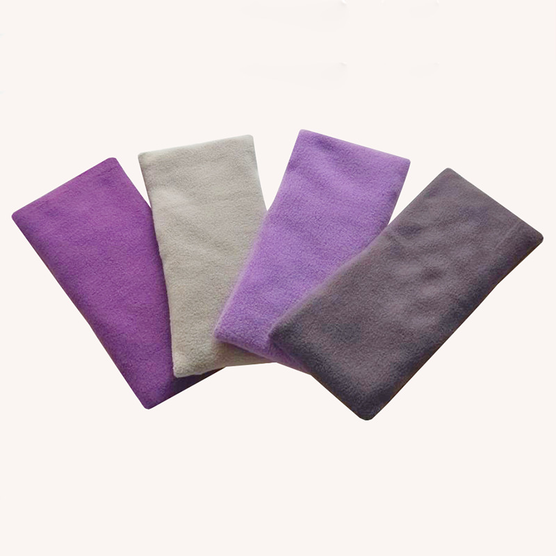 Soothing Microfiber Eye Pillow for Relaxation