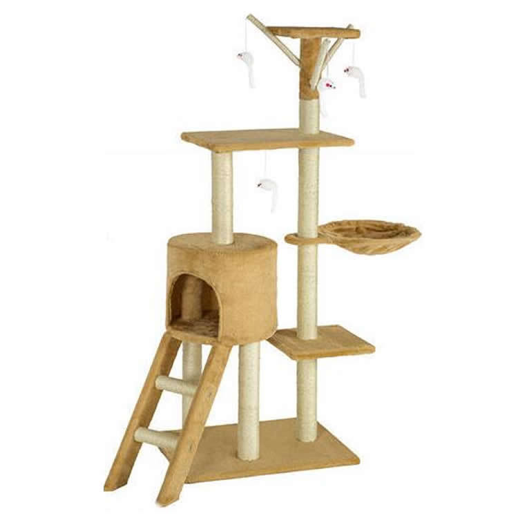 Fun Multi-Layered Cats Climbing Toys for Pets Entertaining House Supplies