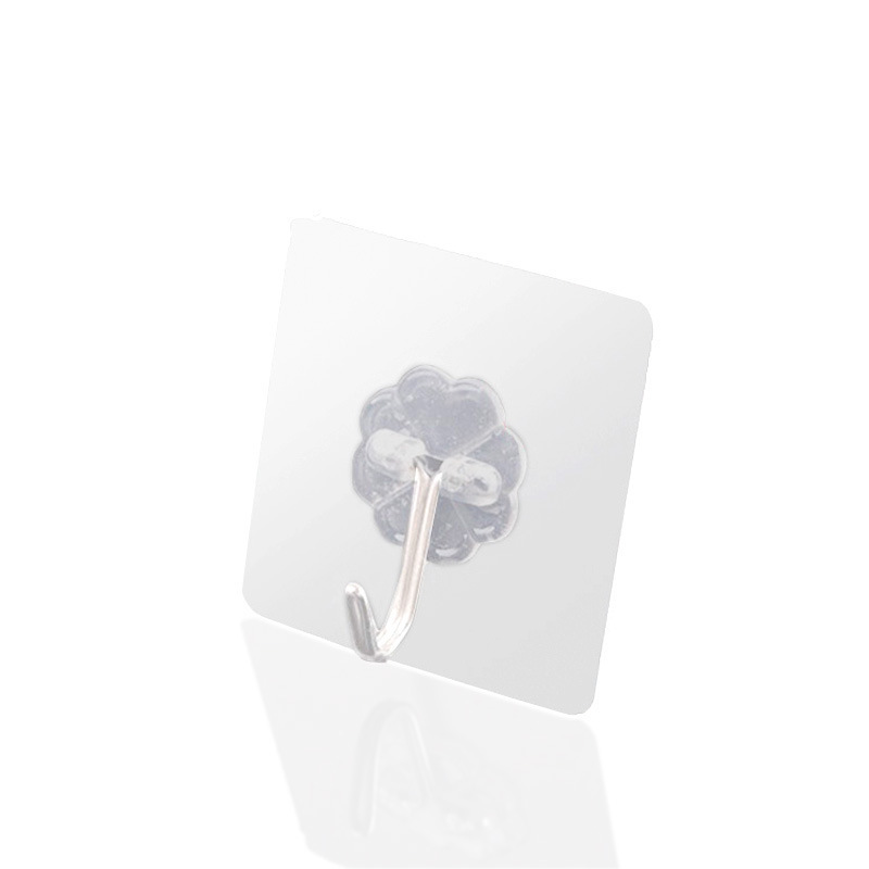 Strong Self-Adhesive Floral Hook
