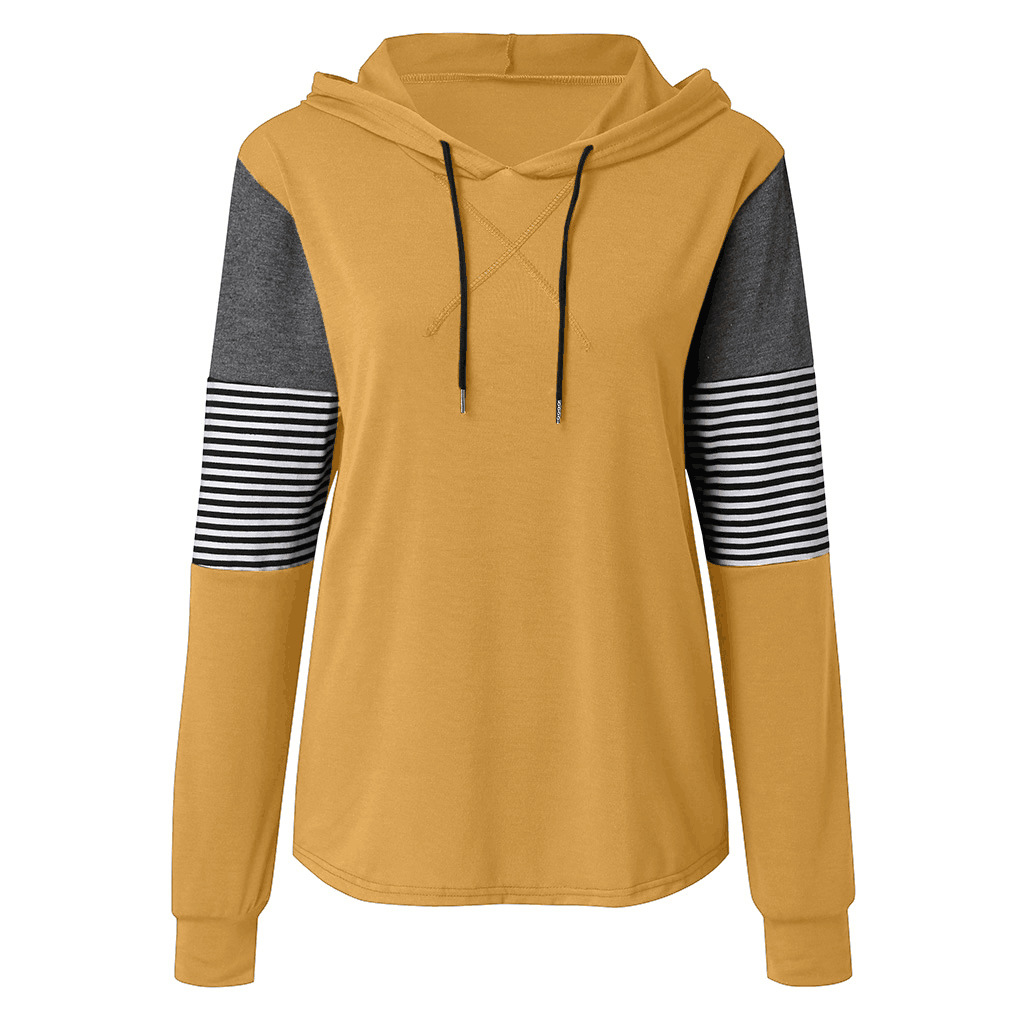 Light Color Design Hoodies for Casual Outfit