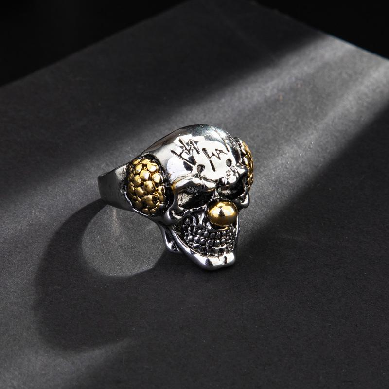 Yellow Nosed Clown Ring