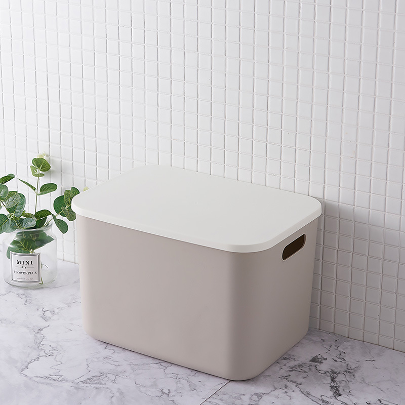 Easy to Carry and Smooth Texture Storage Box for Clothes