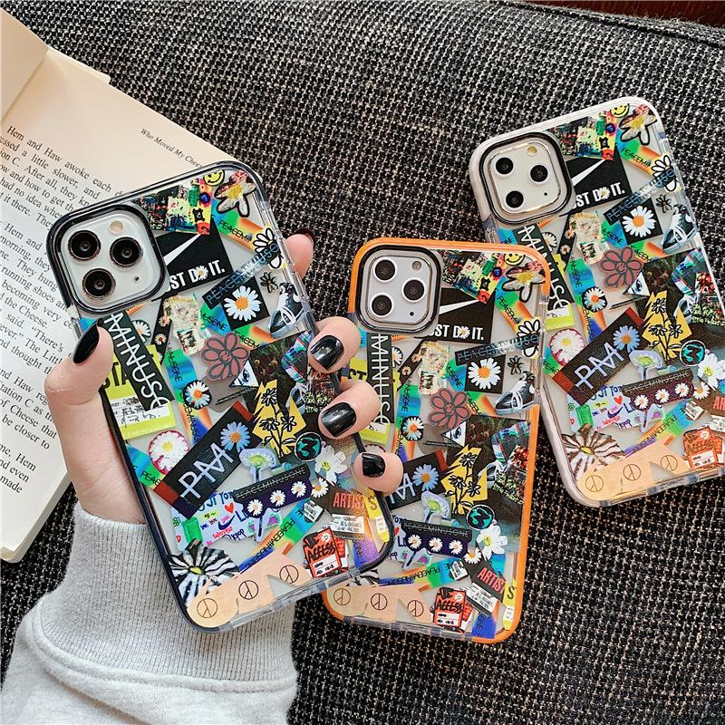 Beautifully Chaotic iPhone Case