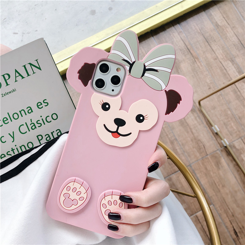 Bunny and Bear Phone Case Collection