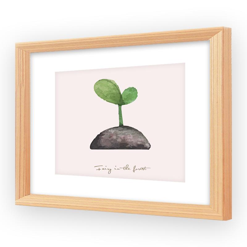 High Grade Wooden Picture Frame