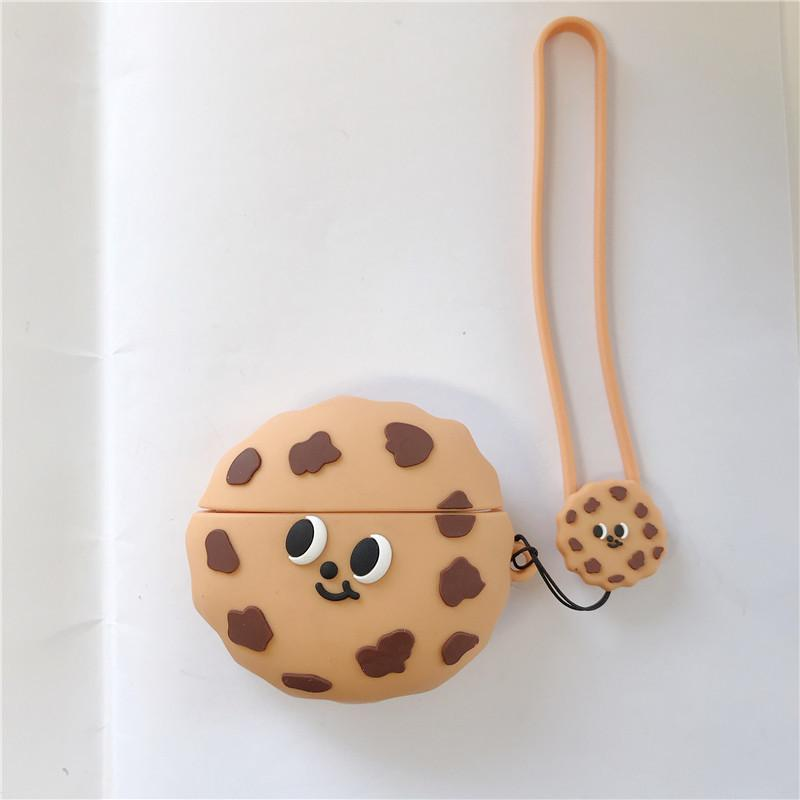 Chocolate Cookies AirPods Case