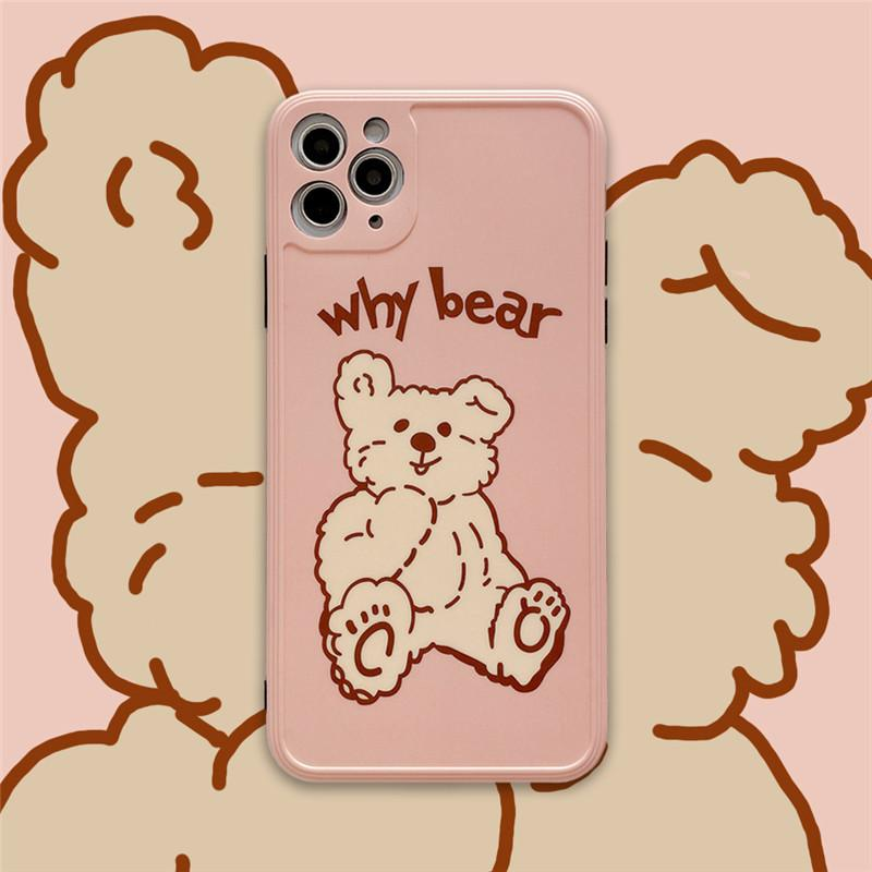 Why Bear? iPhone Case