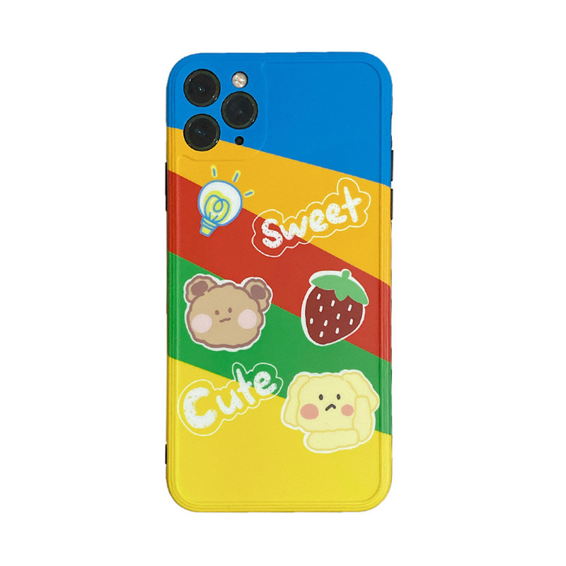 Sweet and Cute Rainbow Phone Case