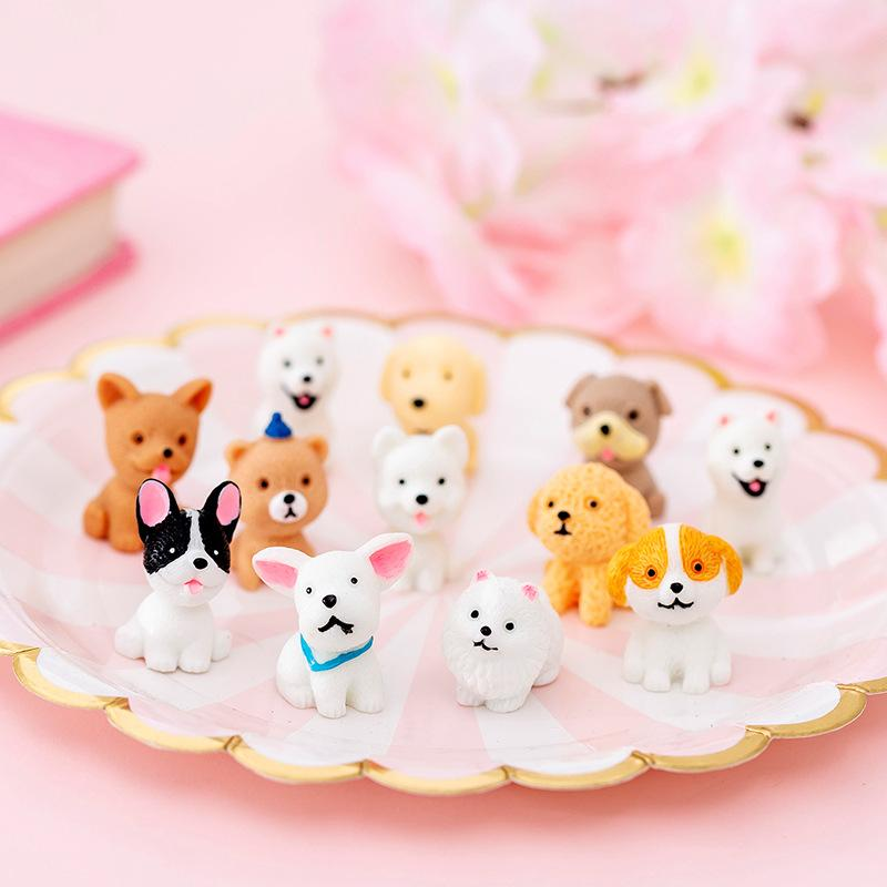 Charming Dogs Dashboard Toys