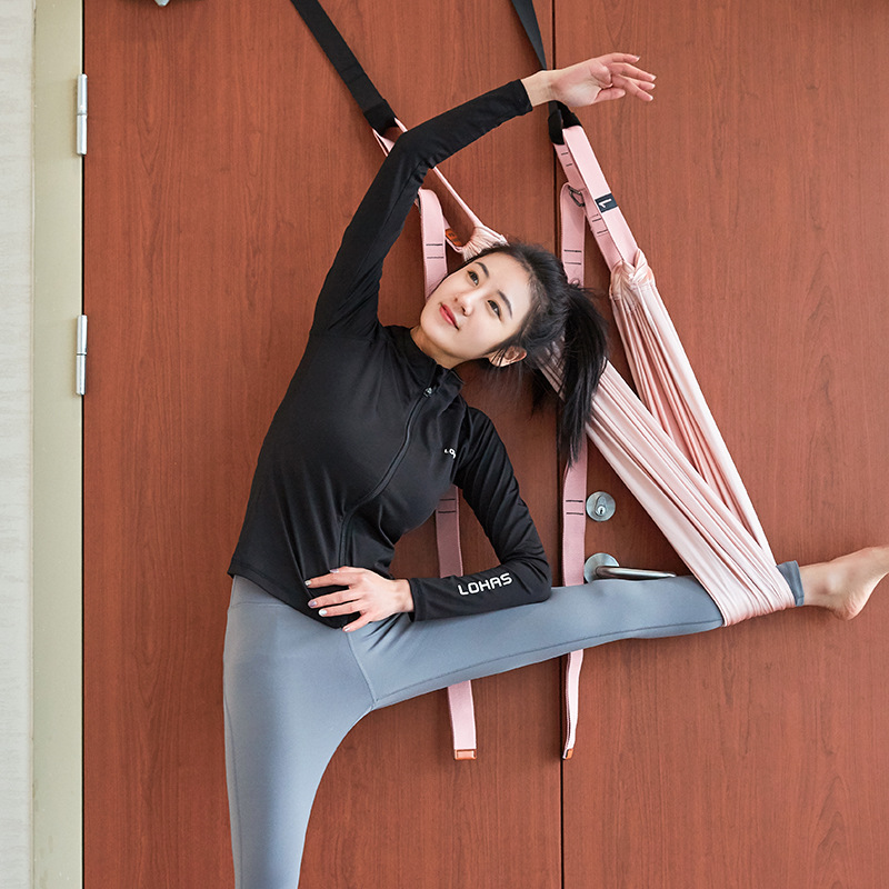 Stretchable Rope for Yoga Session