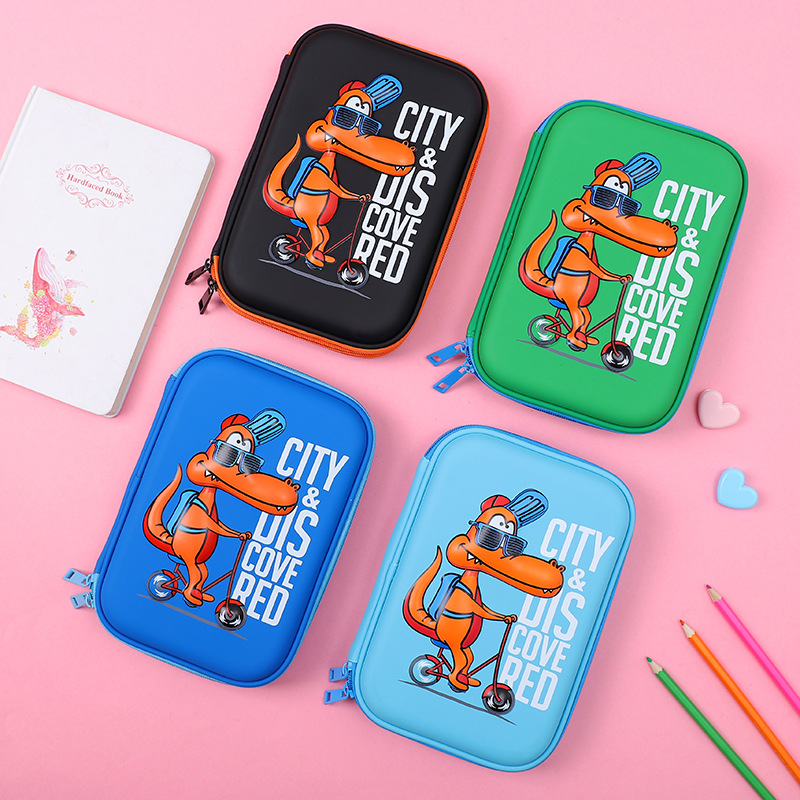 Asaiah Spacious and Waterproof Pencil Case Collection