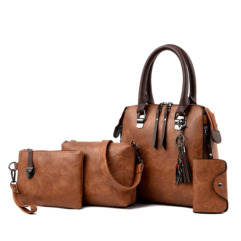 Luxurious Bag Set (4 Pieces/Set) for Travellers and Organizers