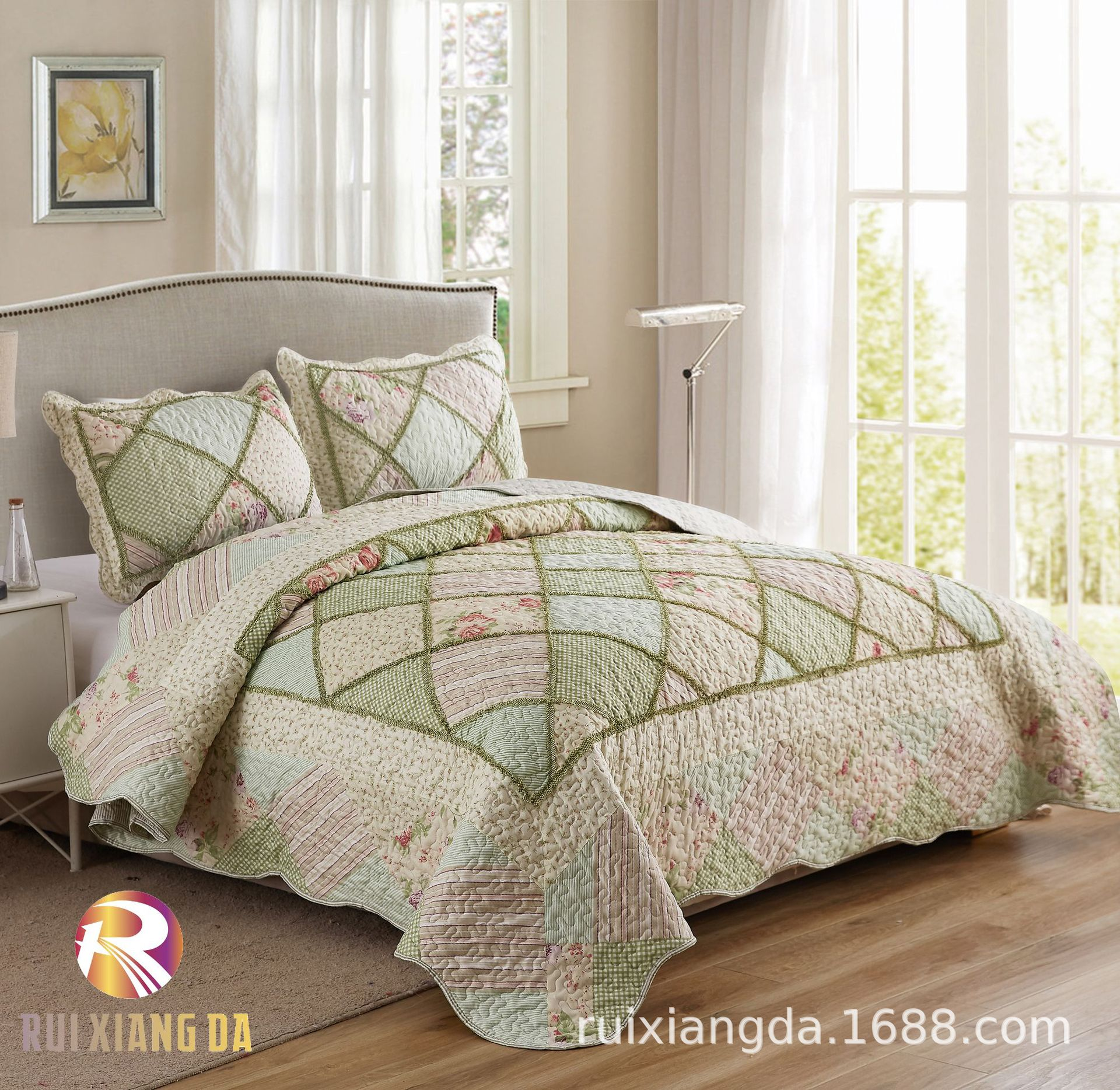 Comfy Patterned Bed Sheets for Styling Your Bedroom