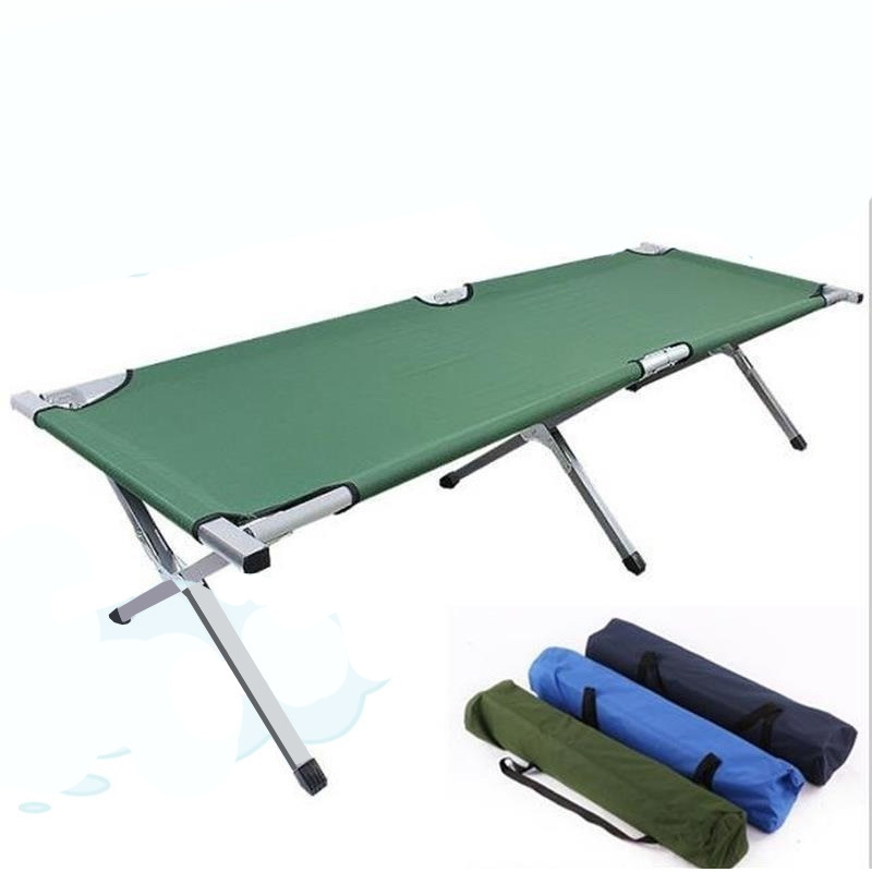 Foldable Camping Bed for Outdoor Trips