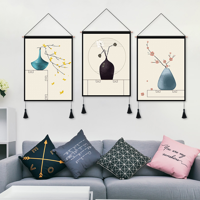 Awesome Nordic Painting Wall Art Decor for Living Rooms