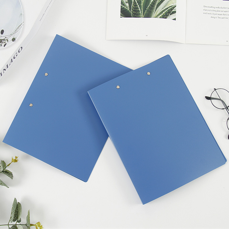 Efficient Portable File Folder for Compiling Important Papers