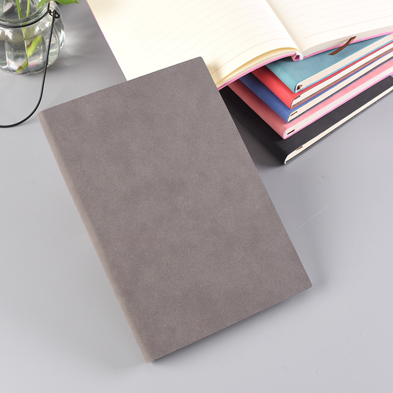 Lined Business Notebook