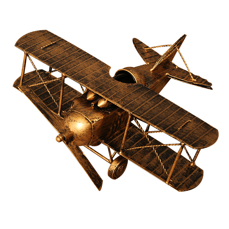 Vintage Airplane for Decoration