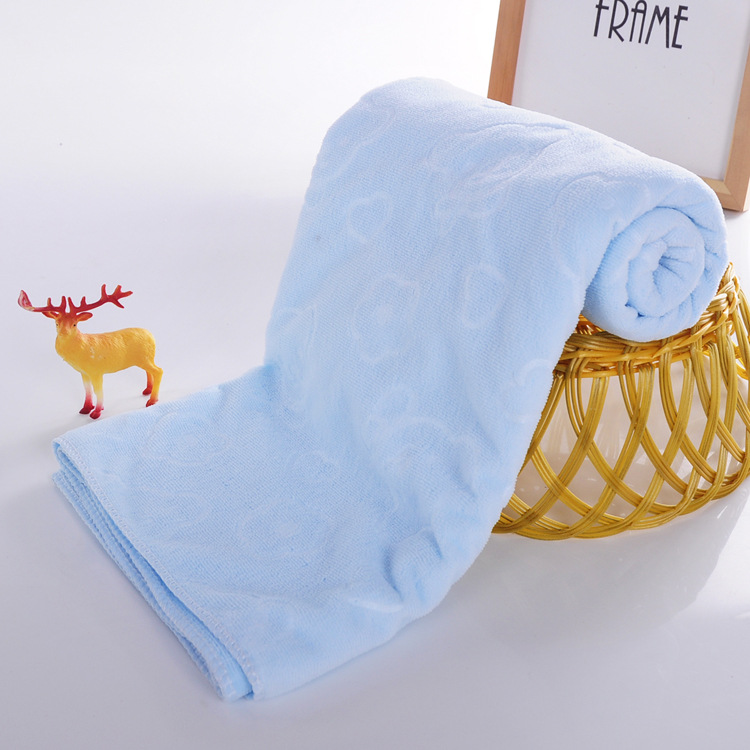 Soft Candy Colored Towels for Everyday Use