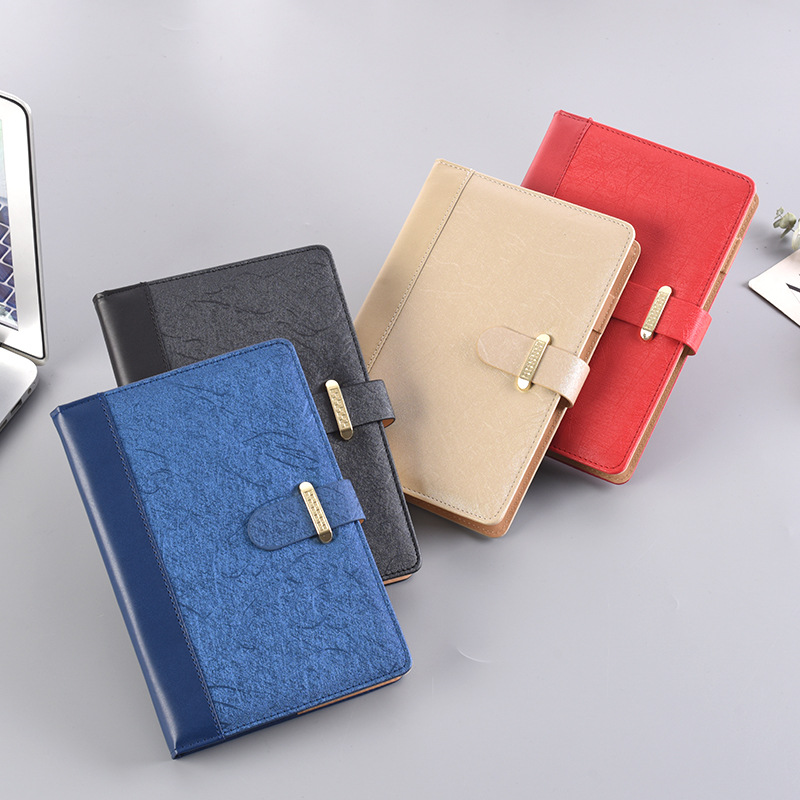 Krisha Leather Notebook
