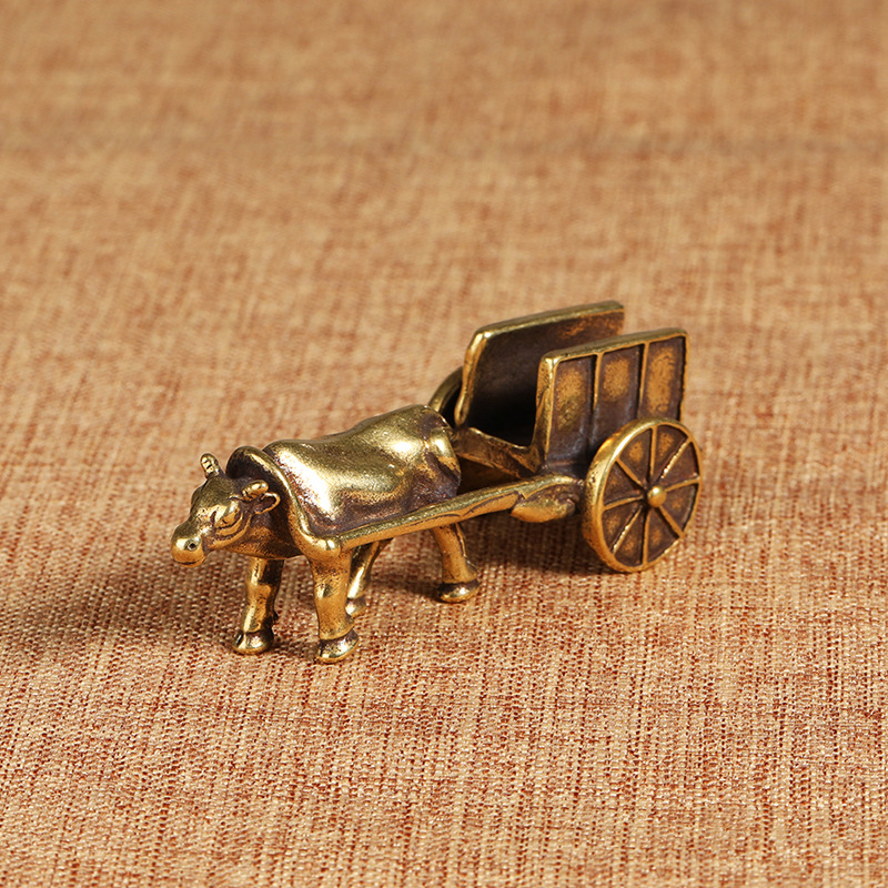 Little Ox Cart for Coffee Tables