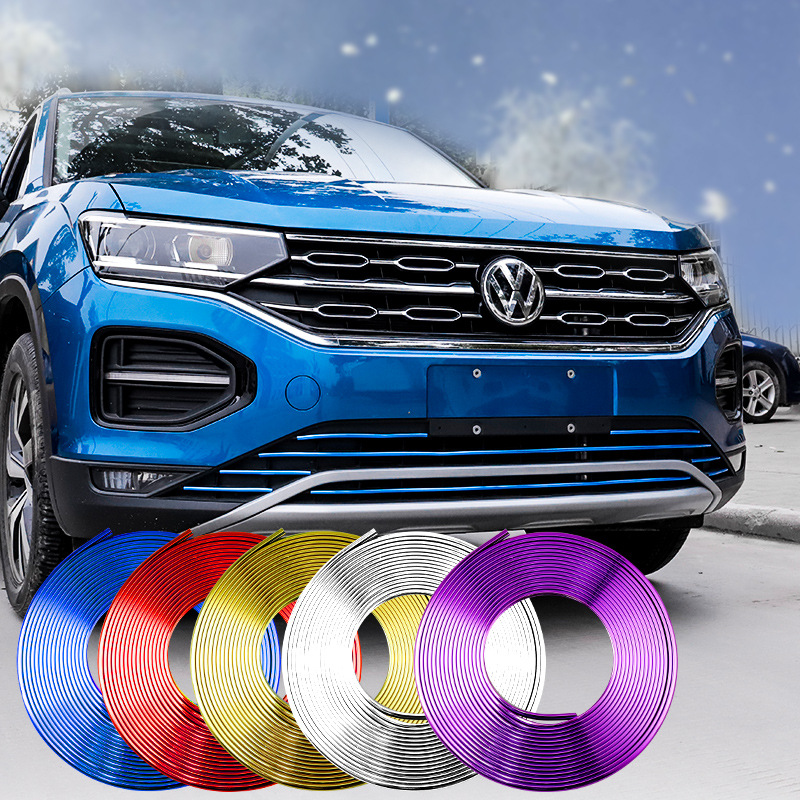 Fancy Chrome Plated Strips for Car Decoration