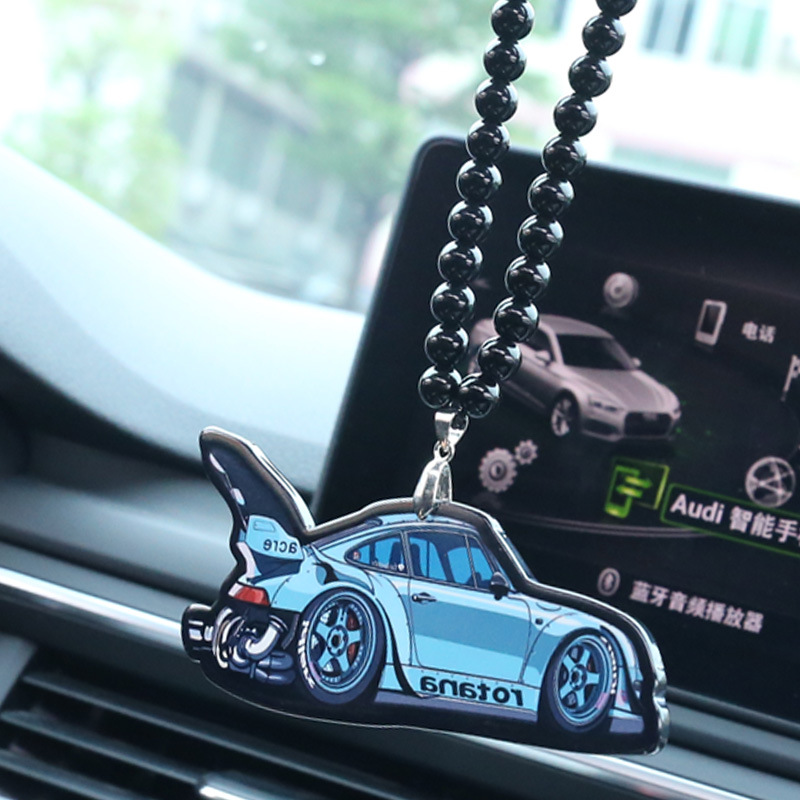 Trendy Car Pendant for Styling Cars