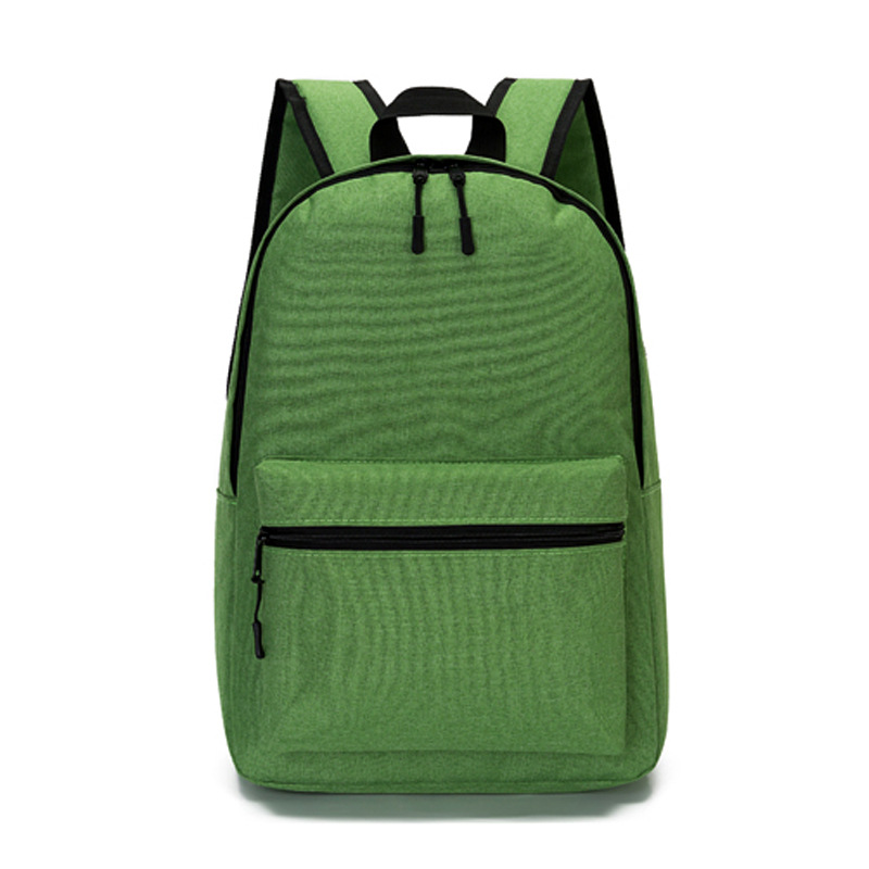 Minimalist Matte Backpack for College Students