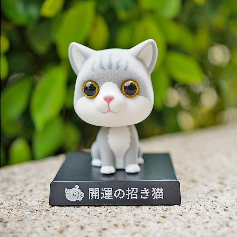 Cute Animals Car Ornament for Simple Gifts