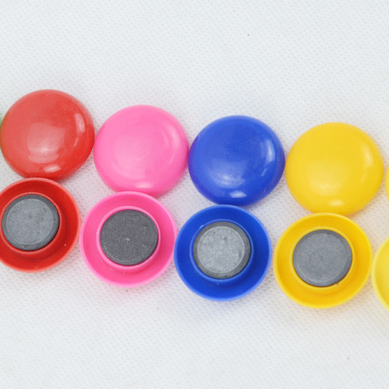 Colorful Magnetic Board Buttons for Home or School