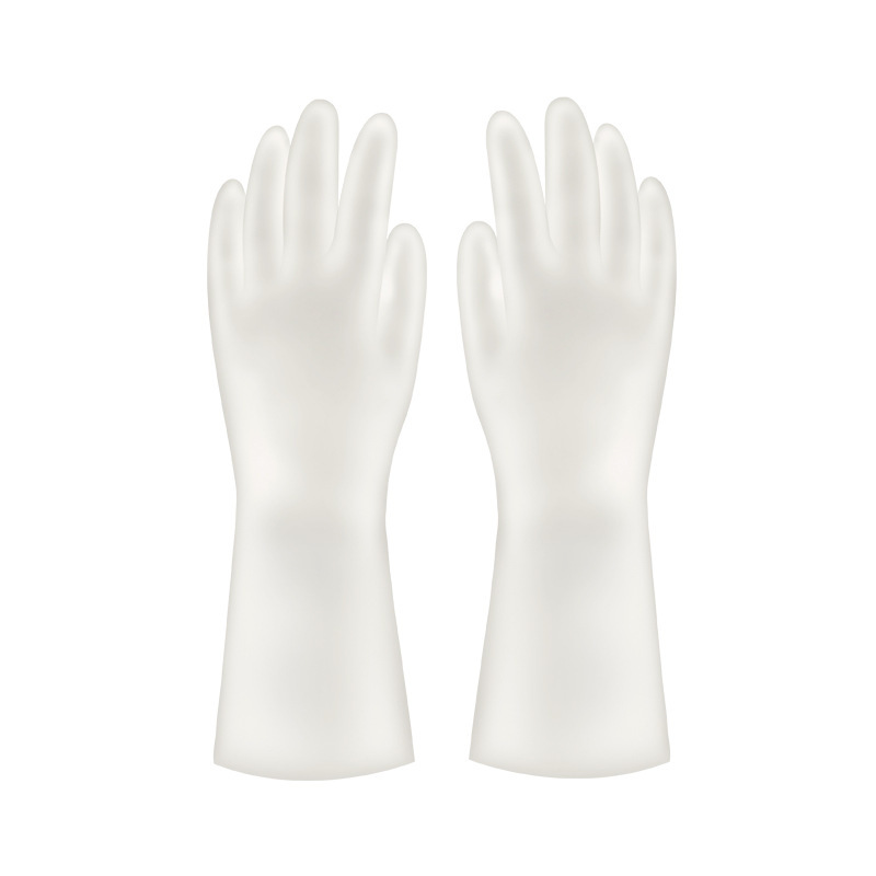 Waterproof Latex Gloves for Household Cleaning