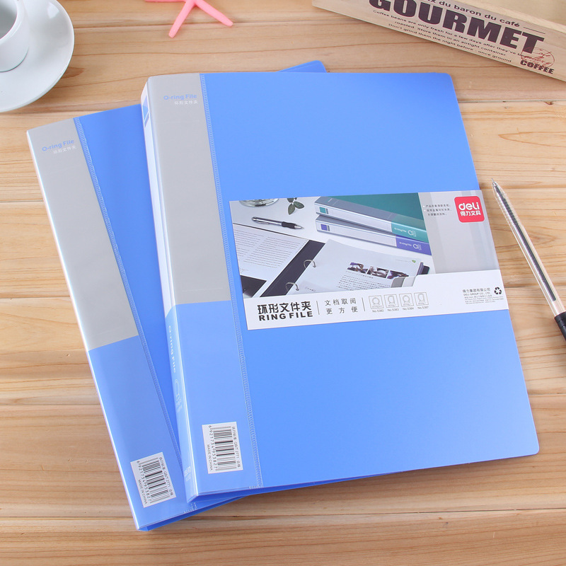 Wonderful Two-Hole Binder for Office Stationery Essentials