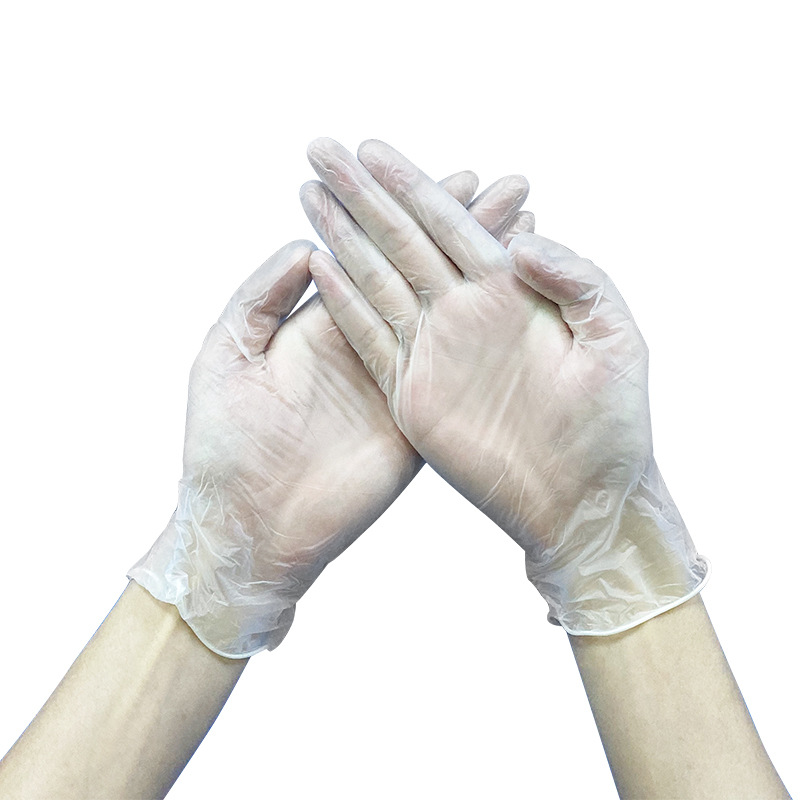 Disposable PVC Rubber Gloves for Multi-Functional Use