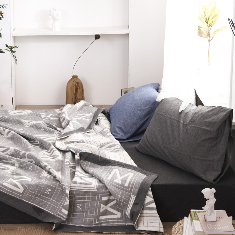 Comfortable Cotton Blanket for Restful Nights